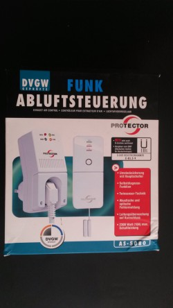 Protector Funk-Abluftsteuerung AS-5080