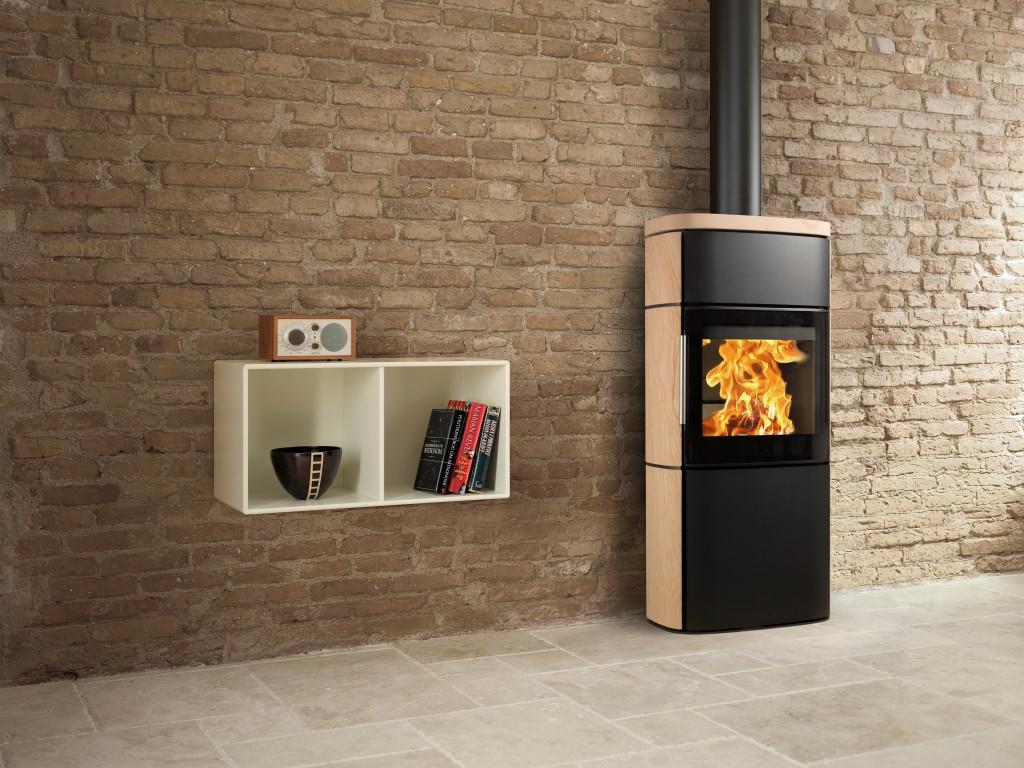 hwam kaminofen 4660 classic mc m. Black Bedroom Furniture Sets. Home Design Ideas
