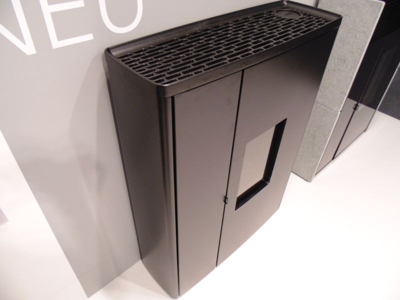 mcz pelletofen doc comfort air solmser ofenstudio. Black Bedroom Furniture Sets. Home Design Ideas